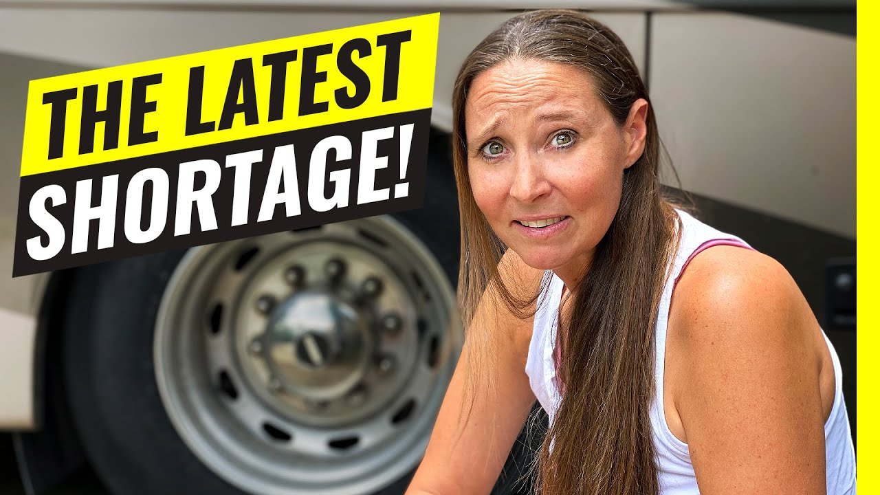 This 1 Thing Could Stop ALL RV Travel! New Shortages Affect RV Living