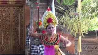 Bali - Legong Barong Tanz