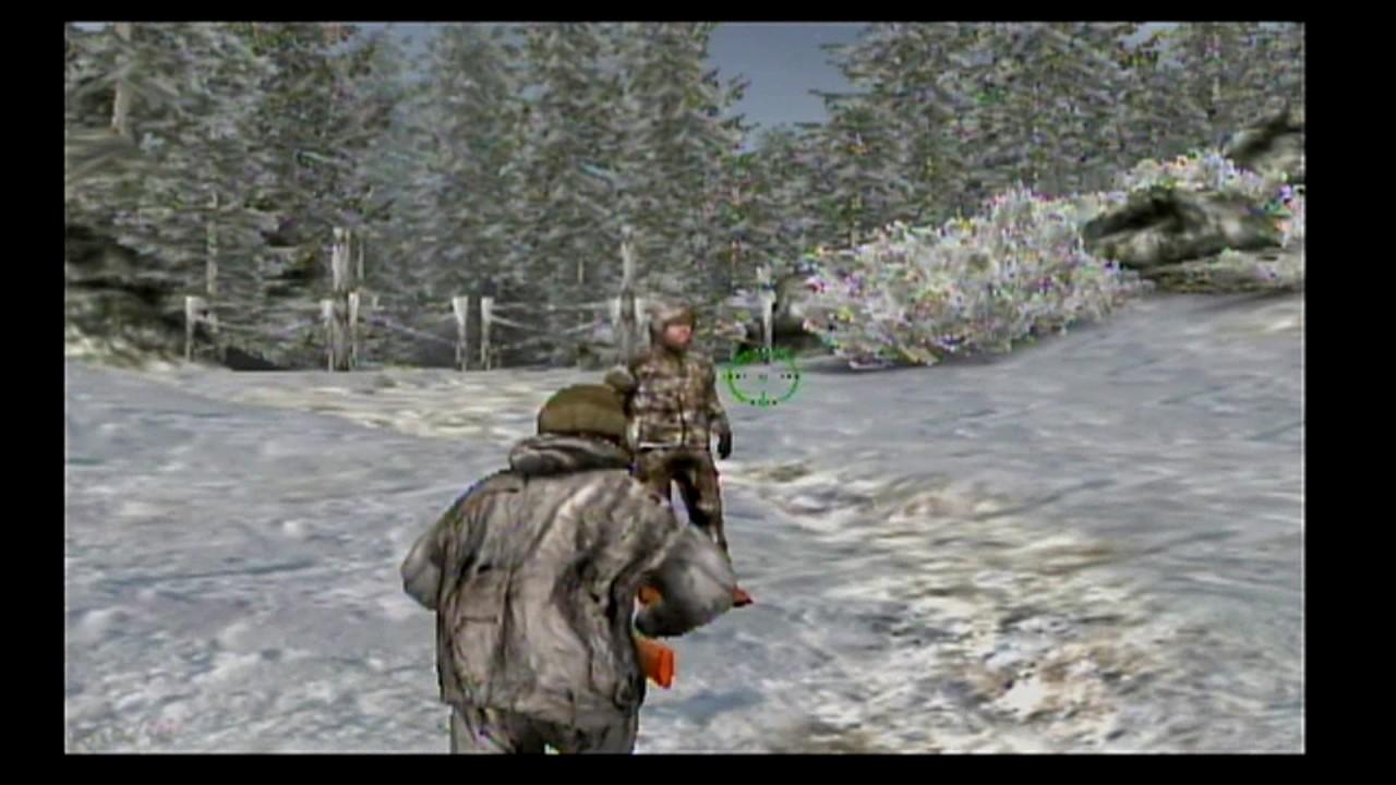 Cabela s Big Game Hunter 2007 Walkthrough Part 3 Winter Montana
