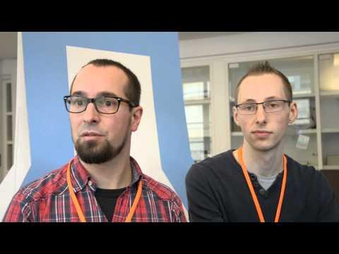 OK Lab Gießen auf dem openTransfer CAMP in Frankfurt