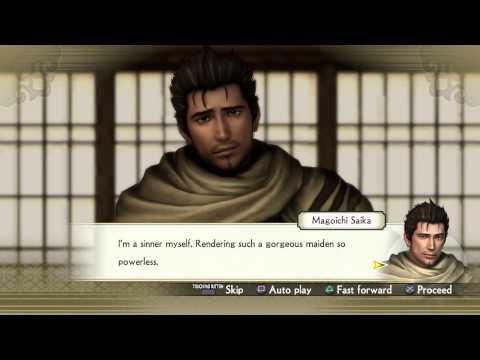 SW4: All Magoichi Saika Events (Chronicle Mode)