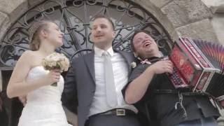 Dejan & Metka - poročno slavje v Vipavski dolini