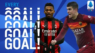 Battle of the wonderkids! | EVERY Goal | Round 17 | Serie A TIM