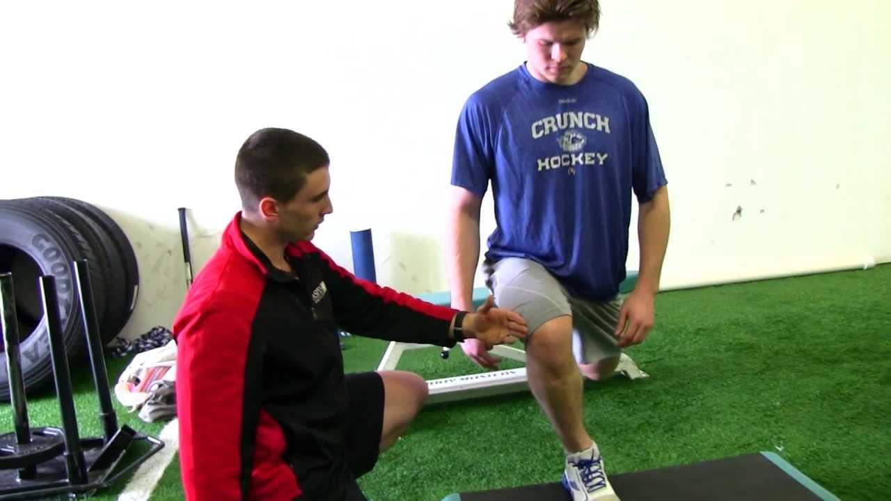 Aspen Athletic Club Fit Tips - Part 4: Rear Leg Elevated Squat