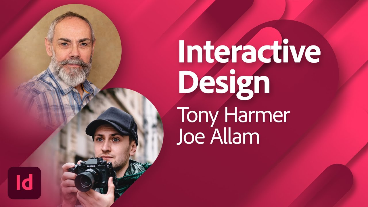 120 Minutes of Interactive Design with Tony Harmer and Joe Allam   Adobe Live