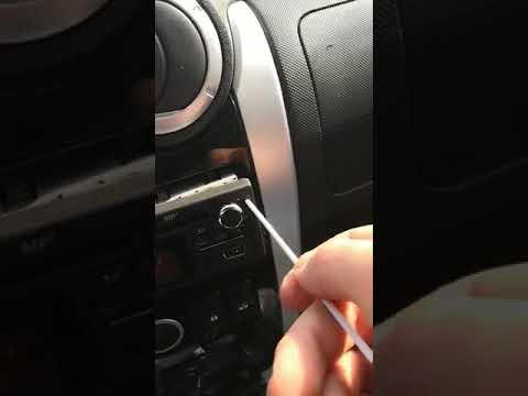 Как разблокировать штатную магнитолу на логане, ларгусе, рено.  ЛОВУШКА | Чисто Мужской Канал