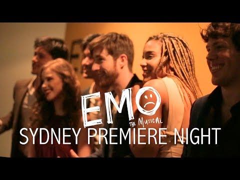 Emo The Musical | Sydney Premiere ft. Jordan Hare