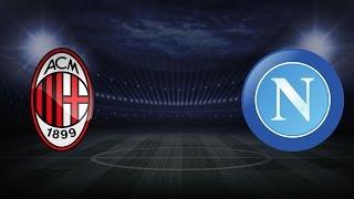 AC Milan vs Napoli, LUCKY BET, 21/1/2017