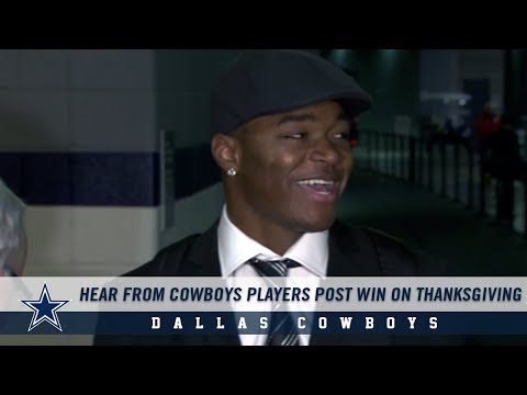 Brad & Babe Post Game Show: Hear from Amari Cooper, Ezekiel Elliott and More | Dallas Cowboys 2018