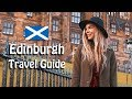 What to do in Edinburgh   Travel tips  food   more