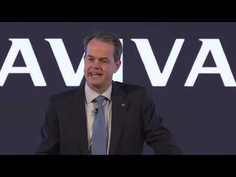 Aviva Plc Investor Update
