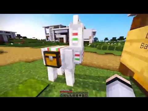 5.Sezon Minecraft Modlu Survival Bölüm 1 - OYUN BİTTİ! @MaviSlime