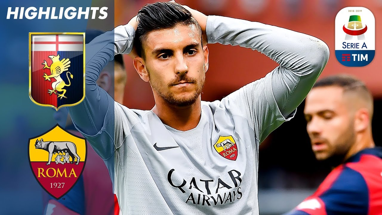 Genoa 1-1 Roma | Romero Scores Late to Derail Roma's Top-Four Hopes | Serie A