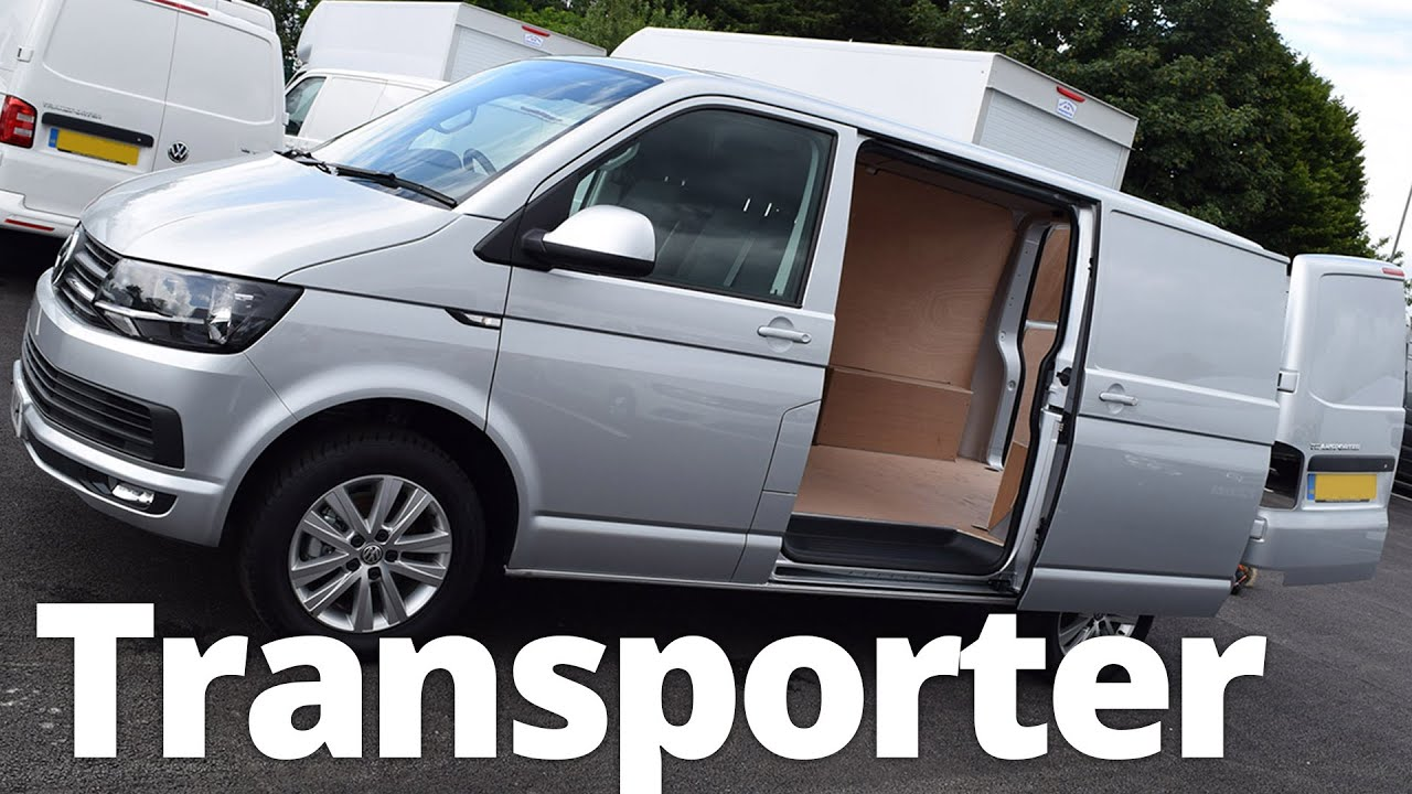 2016 Volkswagen Transporter T6 Panel Van Walk Around T28