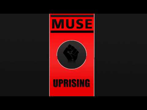 Muse - Uprising (With Alternate Guitar solo and Outro Riff)
