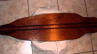 Longboard caseiro Gustavo      http://www.facebook.com/gannt.longboards?fref=ts thumbnail