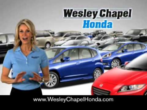 Wesley chapel honda spokeswoman