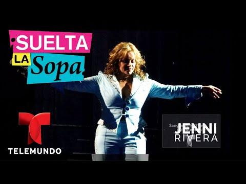 ¿Quién le hizo daño a Jenni Rivera? | Suelta La Sopa | Entretenimiento