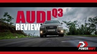 Audi Q3 Review : PowerDrift