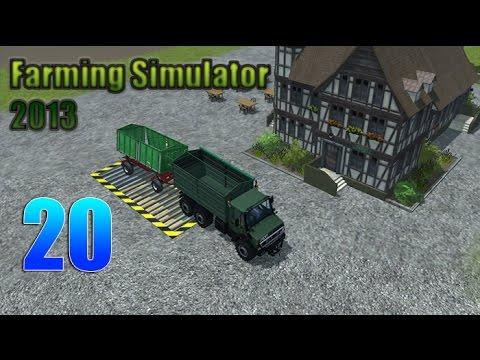 Ўкачать игру farming simulator 2013 через торрент на русском с модами