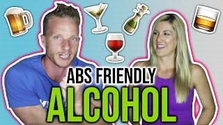 BEST ABS FRIENDLY ALCOHOL?  Do This At The Bar So You Don't Lose Your Abs