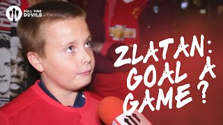 Zlatan Ibrahimovic: Goal A Game This Season??? | Manchester United 2-0 Southampton | FANCAM