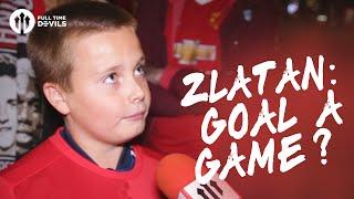 Zlatan Ibrahimovic: Goal A Game This Season??? | Manchester United 2-0 Southampton | FANCAM