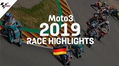 Moto3 Race Highlights | 2019 #GermanGP