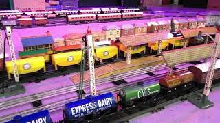 ЦСС 3CAG Хінклі іграшки і моделі залізниць показують листопаді 2018 року, відео 5