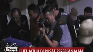 Lift jatuh di pusat perbelanjaan, Polisi kembali lakukan olah TKP - iNews Malam 18/03