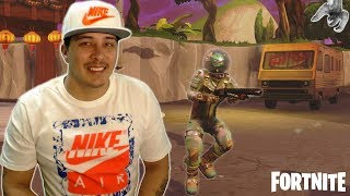 Fortnite Battle Royale! Xbox One! Mon nouveau favori La peau de Léviathan! 🔴LIVE 132