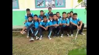 anak anak SMK Negeri 1 Martapura