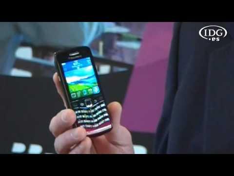 RIM presenta Blackberry Pearl 3G