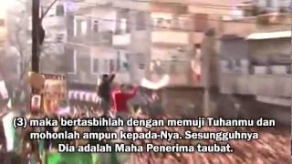 Puluhan Ribu Warga Homs, Suriah, Di Nege...
