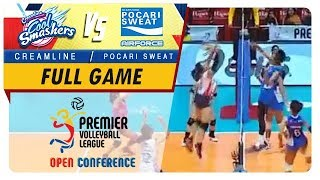 PVL OC 2018: Creamline vs. Pocari-Air Force | Full Game | 5th Set | October 14, 2018