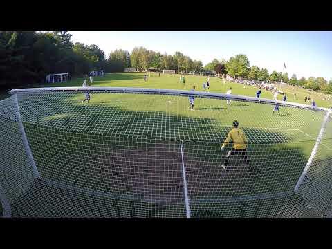 Leland Men's Soccer vs  Buckley 09-11-2017, 2-1 Leland Win