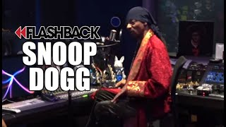 Snoop Dogg: 2Pac Confronted Nas in New York, Nas Had 100 Guys with Guns (Flashback)