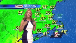 Video: Warm, humid day ahead