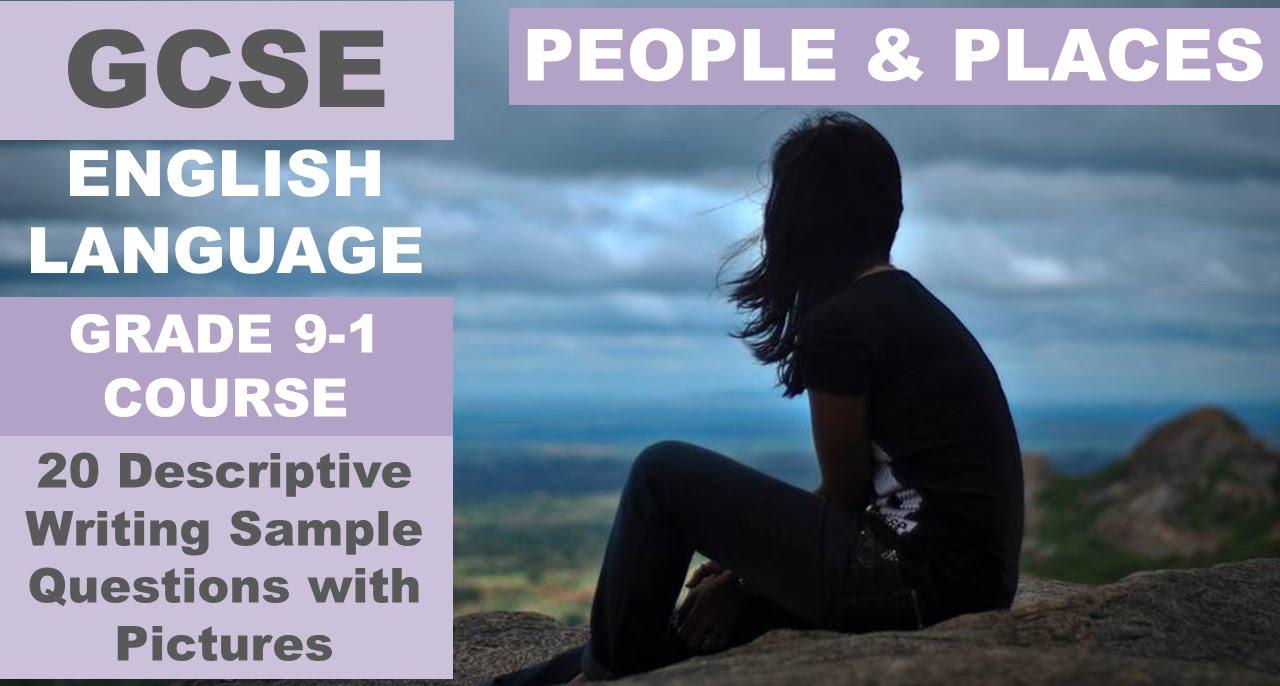 GCSE English Language 9-1: 20 More Descriptive Writing ...