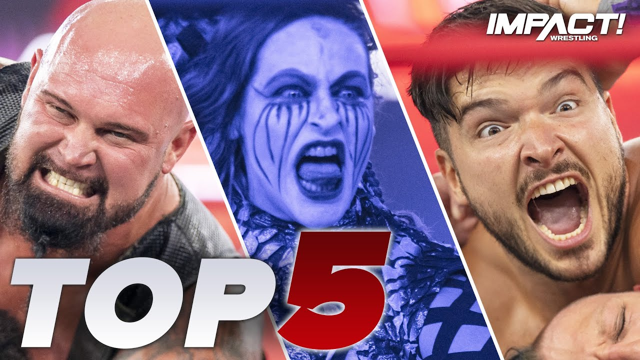 Top 5 Must-See Moments: Final IMPACT Before Victory Road! | IMPACT! Highlights Sep 29, 2020
