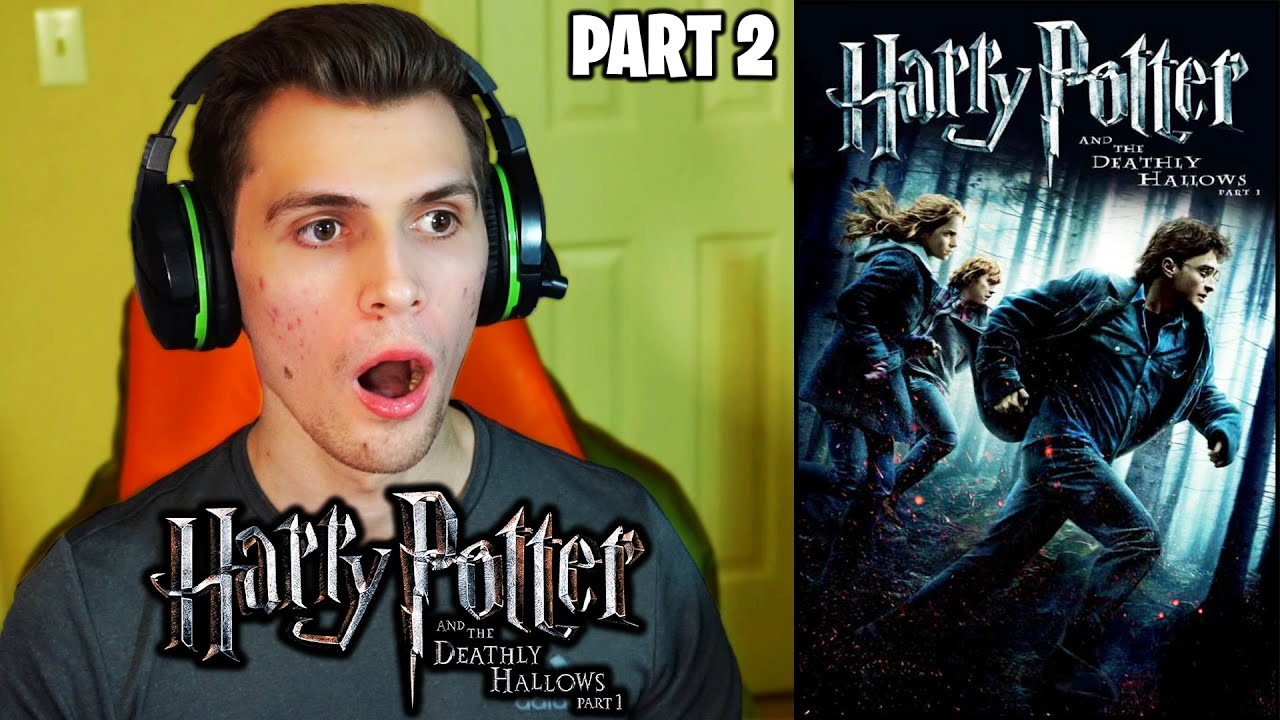 Download Harry Potter and the Deathly Hallows: Part 1 (2010) Movie REACTION!!! (Part 2)
