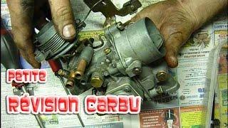 Petite révision carbu Solex Peugeot 504