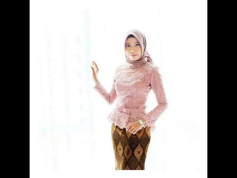 Model Baju Kebaya Hijab Terupdate Dan Modern 2018