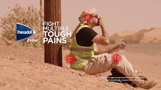 Panadol Extra Presents Toughies