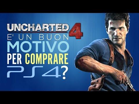 UNCHARTED 4 è un Buon Motivo per Comprare PLAYSTATION 4?