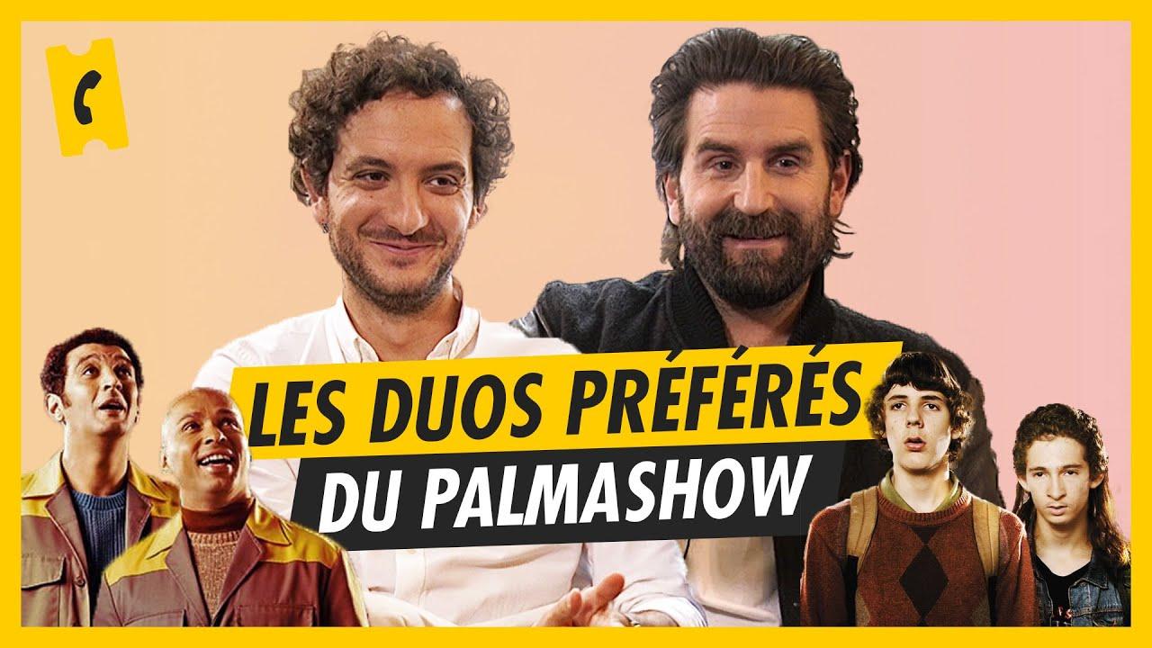 Éric et Ramzy ? Chandler et Joey ? Les duos préférés du Palmashow !
