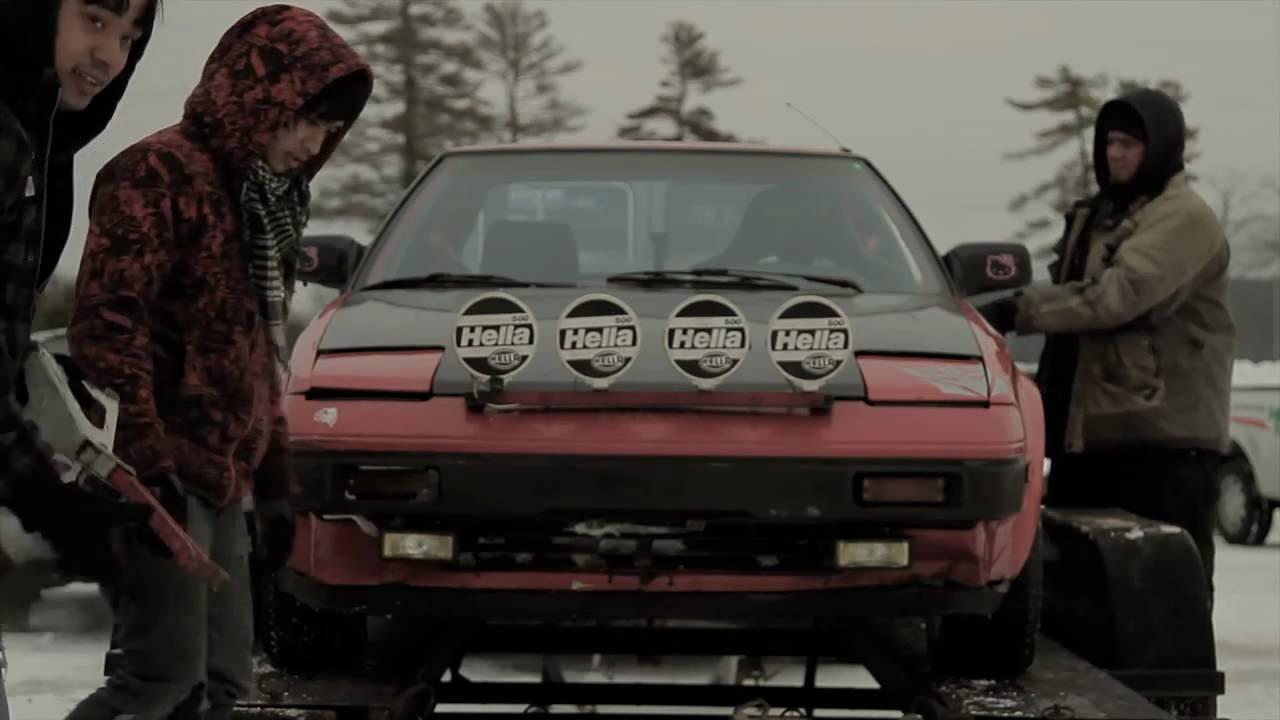Toyota Mr2 1985 183 Hanh Solo 183 Rally Cross Youtube