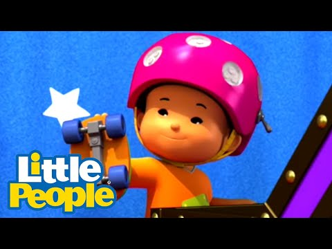 Fisher Price Little People 129 | The Many Colors Of Responsibility | Full Episodes |Videos For Kids