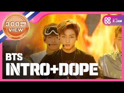 (ShowChampion EP.151) Bangtan Boys - INTRO+DOPE (방탄소년단-쩔어)
