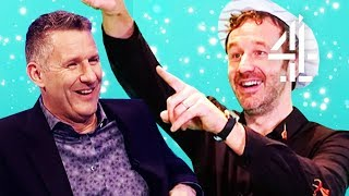Tipsy Chris O'Dowd Has HILARIOUS New Year's Message! | The Last Leg